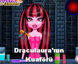 Draculaura'nın Kuaförü