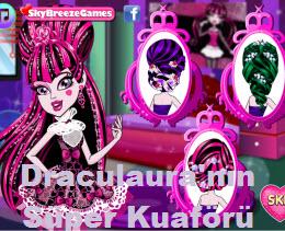 Draculaura'nın Süper Kuaförü