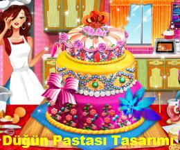 Düğün Pastası Tasarımı
