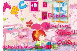 Ecrin Nur'un Güzel Odası