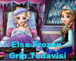 Elsa Frozen  Grip Tedavisi