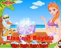 Elsa'nın Büyülü Dondurması