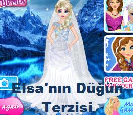 Elsa'nın Düğün Terzisi