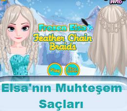Elsa'nın Muhteşem Saçları