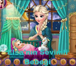 Elsa'nın Sevimli Bebeği