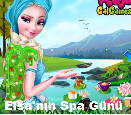 Elsa'nın Spa Günü