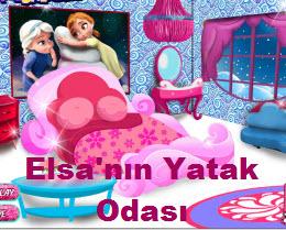 Elsa'nın Yatak Odası