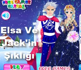 Elsa Ve Jack'in Şıklığı