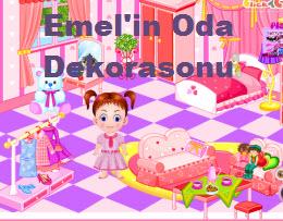 Emel'in Oda Dekorasonu