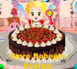 Emre Bebeğin Pastası