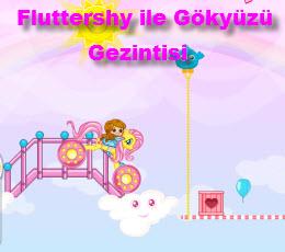 Fluttershy ile Gökyüzü Gezintisi