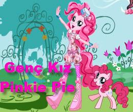 Genç Kız Pinkie Pie