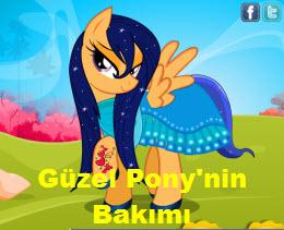 Güzel Pony'nin Bakımı