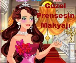 Güzel Prensesin Makyajı