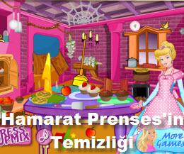 Hamarat Prenses'in Temizliği