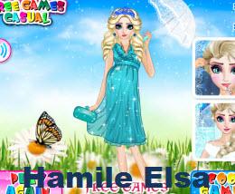 Hamile Elsa