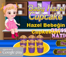 Hazel Bebeğin Cupkekleri