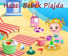 Hazel Bebek Plajda