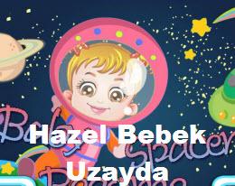 Hazel Bebek Uzayda