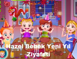 Hazel Bebek Yeni Yıl Ziyafeti