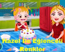 Hazel İle Eğlenceli Renkler