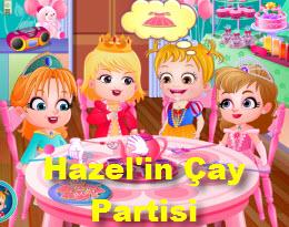 Hazel'in Çay Partisi