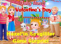 Hazel'in Sevgililer Günü Sürprizi