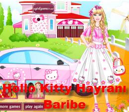 Hello Kitty Hayranı Baribe