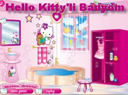 Hello Kitty'li Banyom