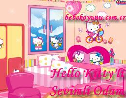 Hello Kitty'li Sevimli Odam