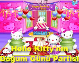 Hello Kitty'nın Doğum Günü Partisi