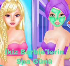 İkiz Barbie'lerin Spa Günü