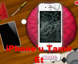 iPhone'u Tamir Et