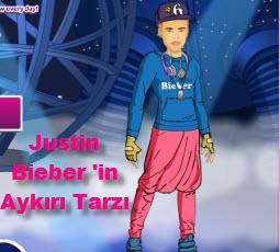 Justin Bieber 'in Aykırı Tarzı