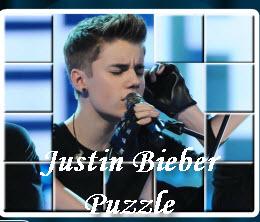 Justin Bieber Puzzle oyna