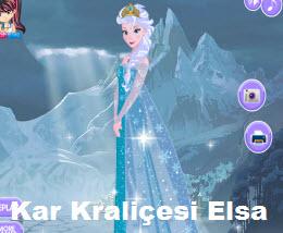 Kar Kraliçesi Elsa