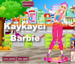 Kaykaycı Barbie