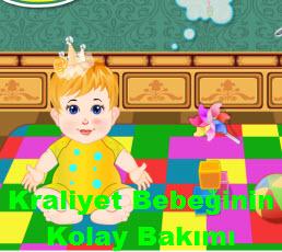 Kraliyet Bebeğinin Kolay Bakımı