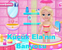 Küçük Ela'nın Banyosu