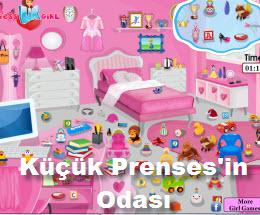 Küçük Prenses'in Odası