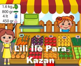 Lili İle Para Kazan