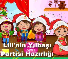 Lili'nin Yılbaşı Partisi Hazırlığı