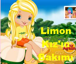Limon Kız'ın Bakımı