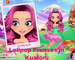 Lolipop Prenses'in Kuaförü