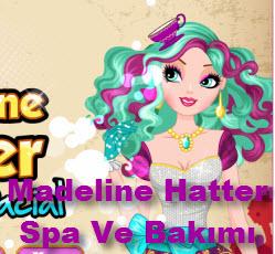 Madeline Hatter Spa Ve Bakımı