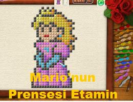 Mario'nun Prensesi Etamin