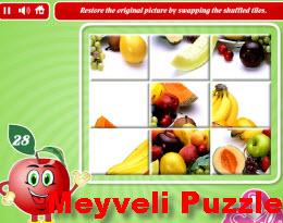 Meyveli Puzzle