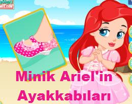Minik Ariel'in Ayakkabıları