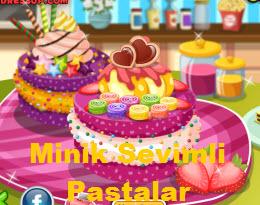 Minik Sevimli Pastalar