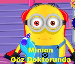 Minion  Göz Doktorunda